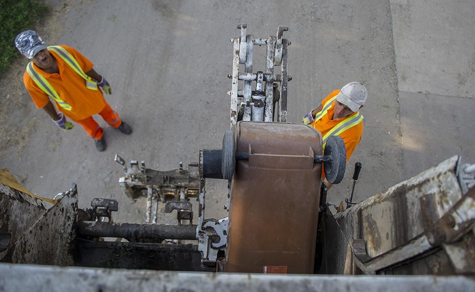 Változik a hulladékgazdálkodási rendszer Fotók: Rosta Tibor