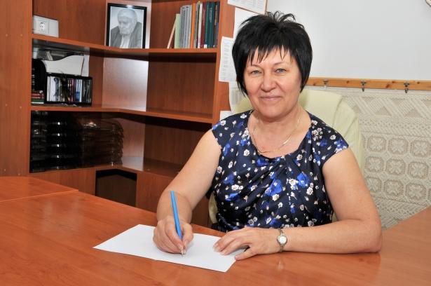 Kisné Bor Emília az eddigi értékek mellett újítani is szeretne (Fotó: Rajki Judit)