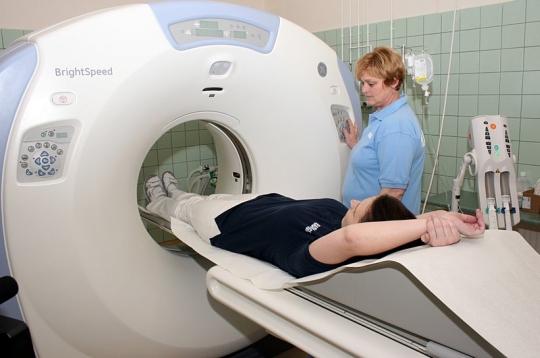 Az új CT berendezéssel gyorsabb lesz a diagnosztika (Fotók: Rajki Judit)