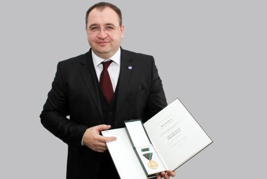 100 milliárdos fejlesztéseket készít elő Molnár Béla (Fotó: Rajki Judit)