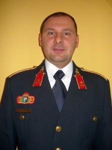 Az új parancsnok, Süli Zsolt