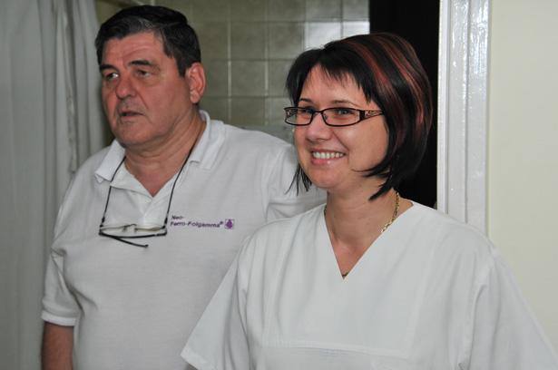 Dr. Bodonea Izabella Orosházát választotta (Fotó: Rajki Judit)