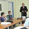 Dr. Dancsó József a város és környéke nevezetességeit ajánlotta az újságírók figyelmébe.