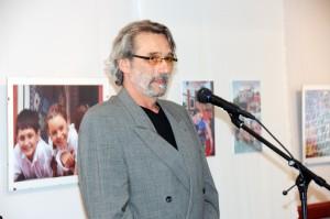 Kaiser Ottó fotográfus mutatta be az albumot