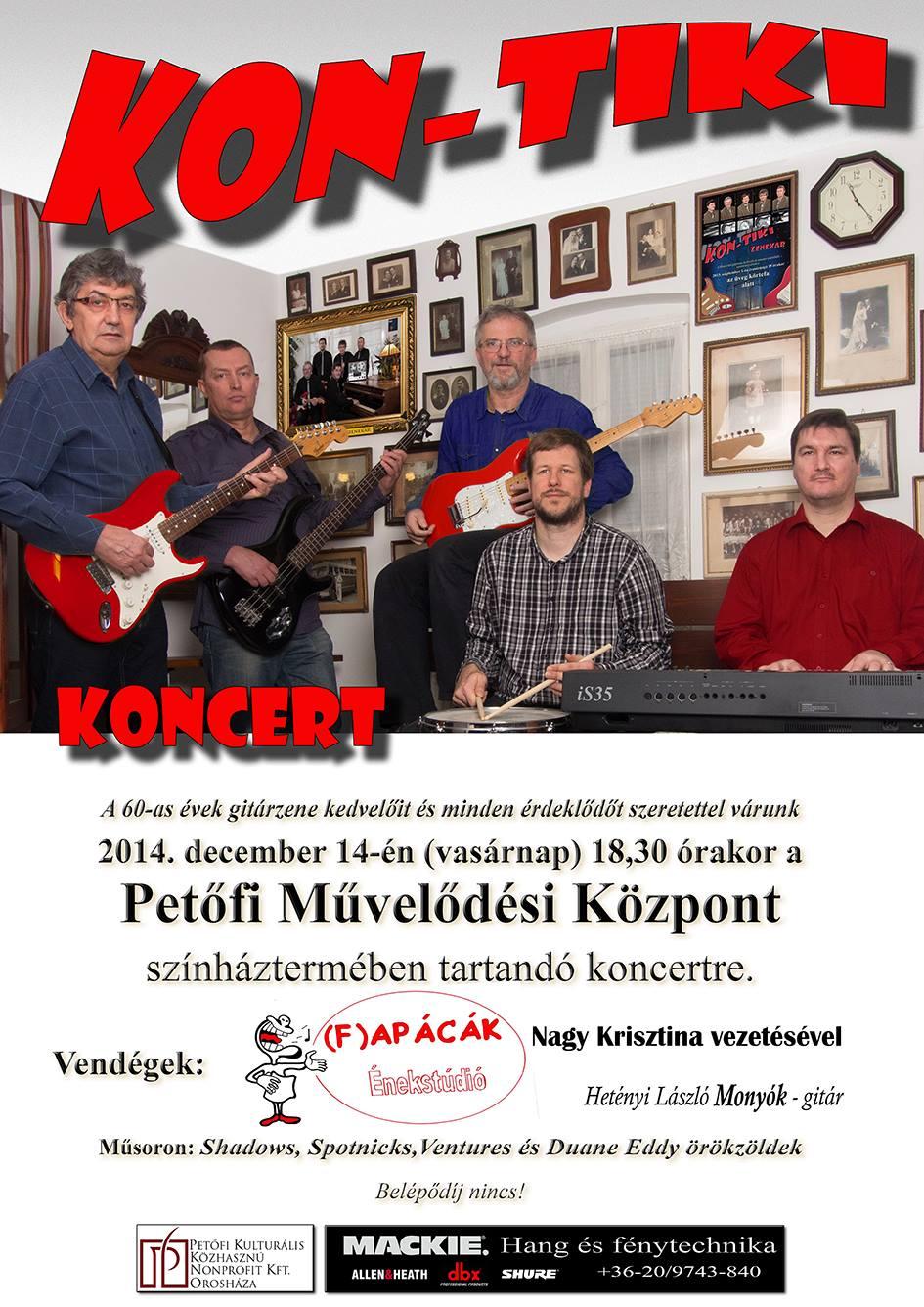 Kon-Tiki koncert
