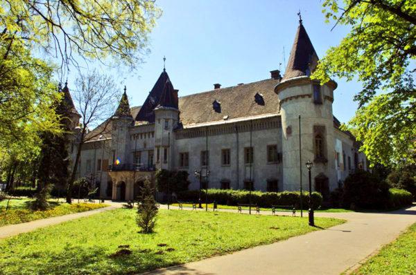 Nagykároly: Károlyi kastély
