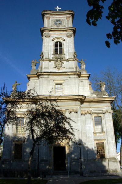 Nagykároly: Római Katolikus templom