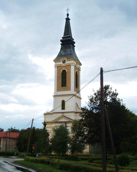 Szenttamás: katolikus templom