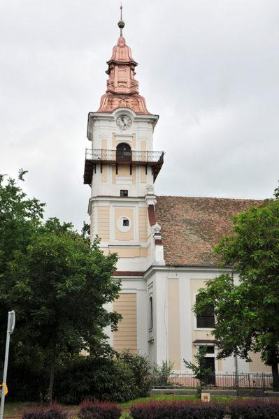 Evangélikus templom, Győry Vilmos tér (fotó: Rajki Judit)