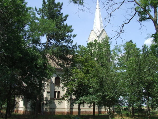 Szentetornyai Evangélikus templom (fotó: Varju Viktor)