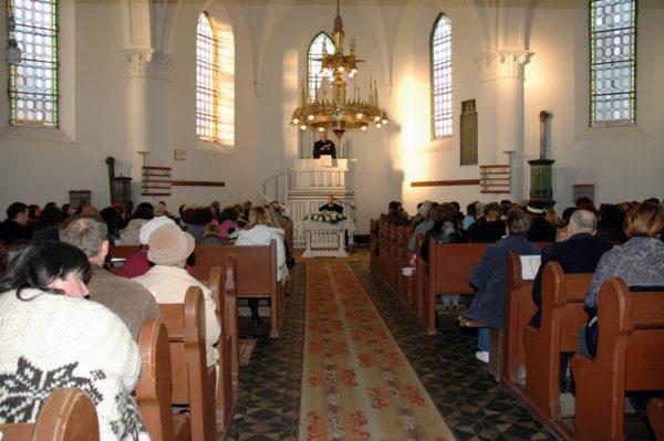 Református templom (fotó: Kecskeméti Krisztina)