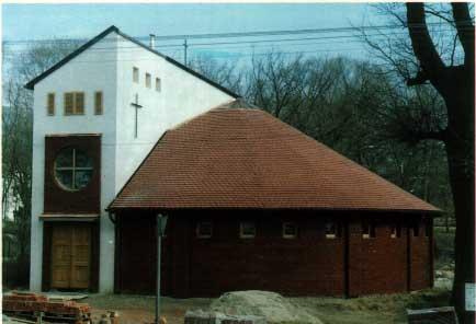 Zomba: evangélikus templom