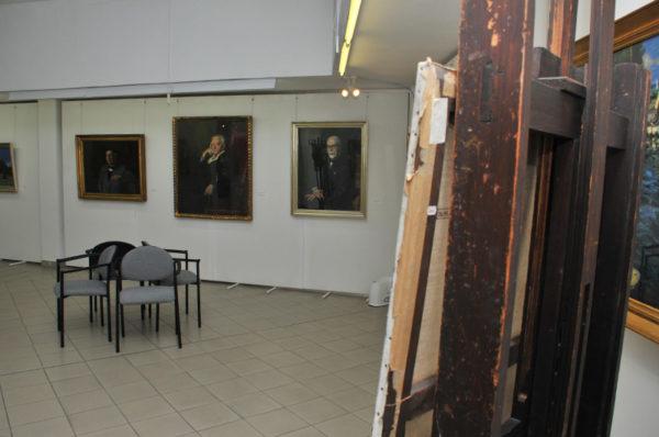 Városi Képtár II. emelet
