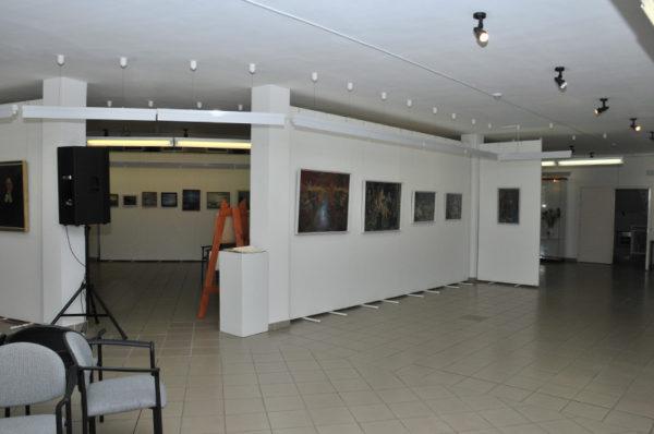 Városi Képtár I. emelet